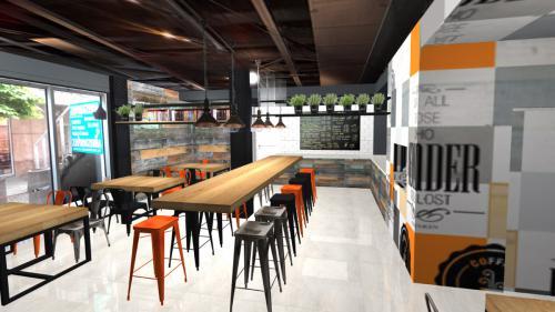 projekt restauracji  19