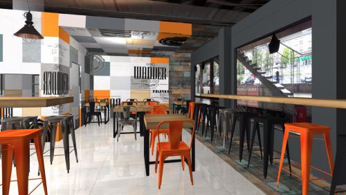 projekt restauracji  20