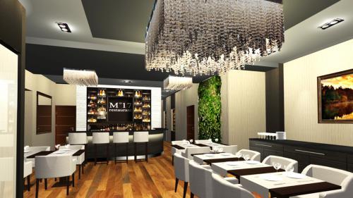 projekt restauracji  24