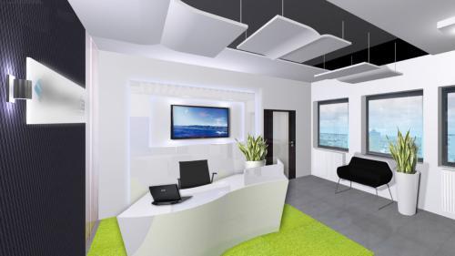 projekt biura 9