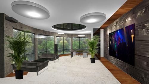 projekt biura 8