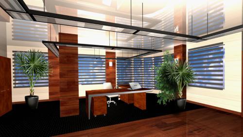 projekt biura 5