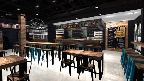 projekt restauracji  18